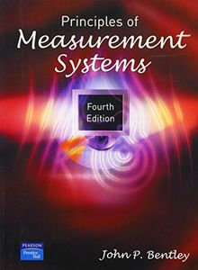 Cover of Principles of Measurement Systems