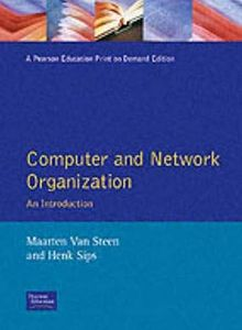 Cover of Computer and Network Organization