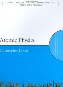 Cover of Atomic Physics