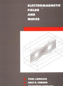 Cover of Electromagnetic Fields and Waves