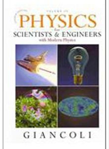 Cover of Physics for Scientist and Engineers with Modern Physics